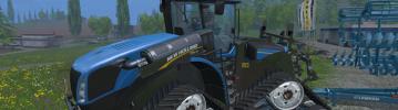 New Holland T9670 Smart Trax