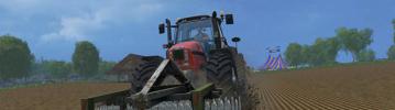 Fliegl Front Roller Cultivator