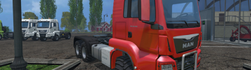 Man Agricultural Truck Pack