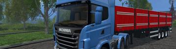 Scania R730 Top Line