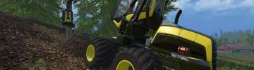 Ponsse 4WD EcoLog Cutter