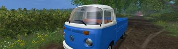 VW Trasporter T2b