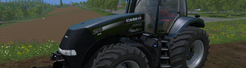 Case IH Magnum Blackline Edition