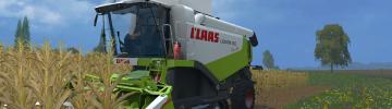 Claas Lexion 550/560TT