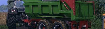Hilken HI2250SMK green/blue