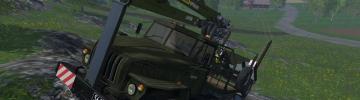 Ural Logging Truck