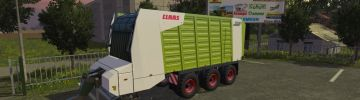 Claas Cargos 950