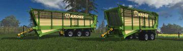 Krone TX 560 & TX 460