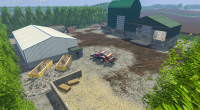 Glenlivet Estate farming simulator 15 map