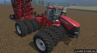 CASE IH Steiger 1000 by KHD-Agrostar