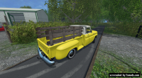 Chevrolet C-10 Fleetside LWB by Modall