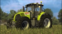 Claas-Axion-850 for farming simulator 15