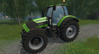 Deutz Fahr 7250 TTV - Farming simulator 2015 - pic 01