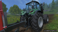 Deutz Fahr TTV 430 by Giants, Pavson69a