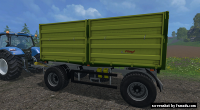 FLIEGL DK TRAILER 180-88 by Tomy & 924power
