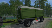 Fliegl DK 180 88 dark green 04