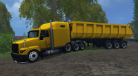 Gaz Titan Modpack for farming simulator 15