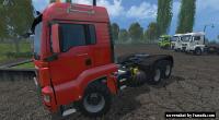 MAN Agricultural Truck by Umbau Gnescher