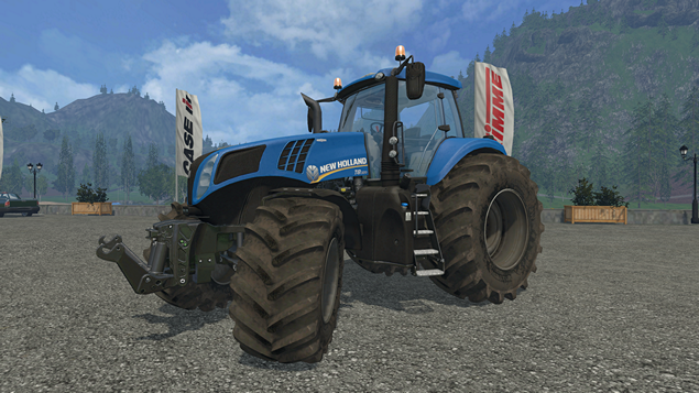 New Holland T8.320 01