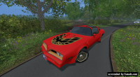 Pontiac Firebird 1977 by Modall