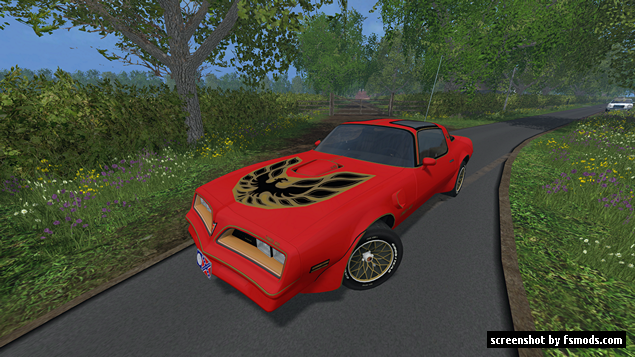 Pontiac Firebird 1977 by Modall