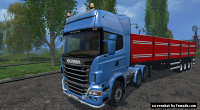Scania R730 Top Line by dimanix