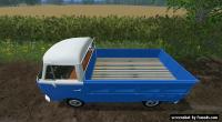 VW Trasporter T2b by Modall