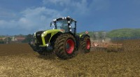 claas-xerion-4500 for farming simulator 15