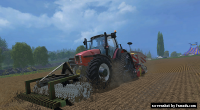 Fliegl Front Roller Cultivator by FSModding