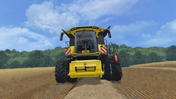 New holland CR1090 4
