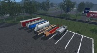 Trailer pack for farming simulator 15